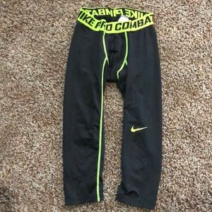 Nike, men's Small, compression pants